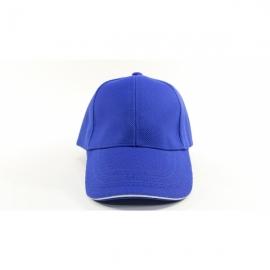 寶藍交織帽